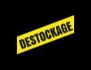 Destockage produits