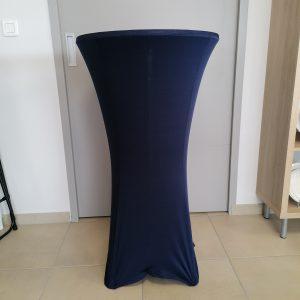 housse mange debout bleue 60cm