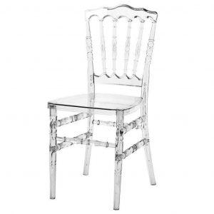 chaises plexi pas cher lot de 4 chaises transparent en plexi napoleon achatvente
